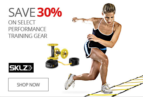 SAVE 30% on Select Performance Training Gear