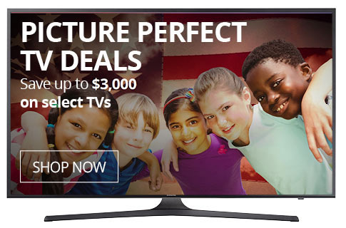 Picture Perfect TV Deals