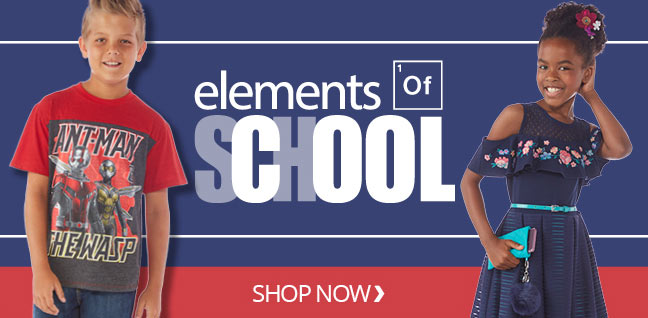 elements of SCHOOL