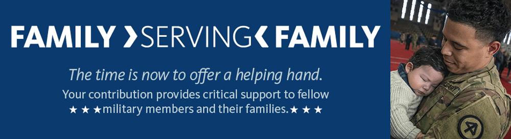 Family Serving Family