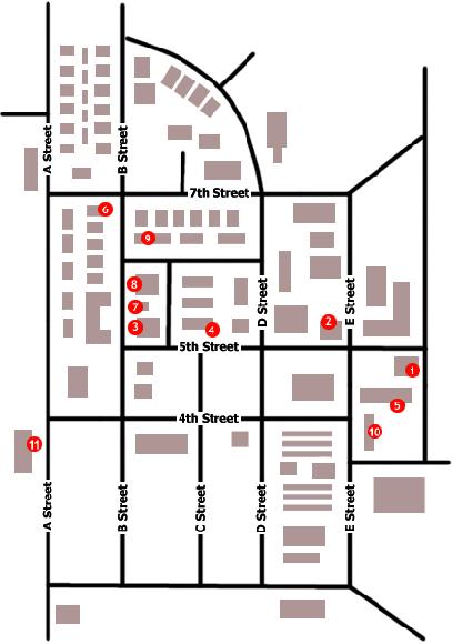 Incirlik Air Base Map Shop Army & Air Force Exchange Service Incirlik Air Base Map