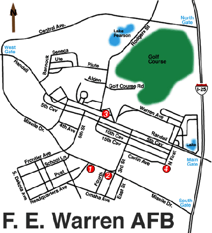 fe warren afb dating site We're frequent visitors to warren air force base and enjoy the old brick buildings  fe warren was originally an army post established 160 years ago.