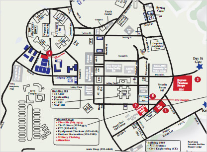 Maxwell Afb Map Shop Army & Air Force Exchange Service
