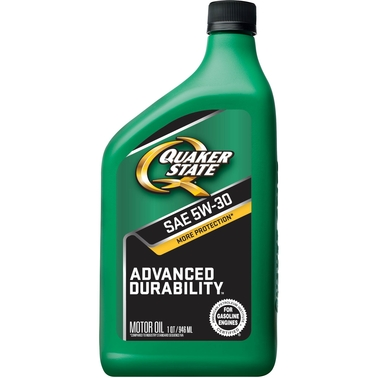 Quaker State Advanced Durability 5W-30 Conventional Motor Oil