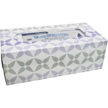 Exchange Select Facial Tissue 160 Ct.