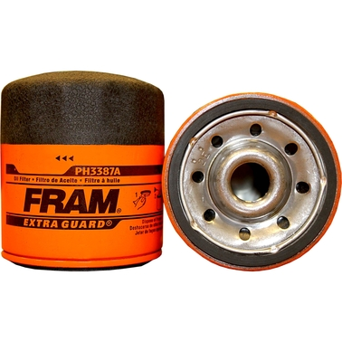FRAM Extra Guard Spin On Oil Filter PH3387A
