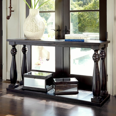Signature Design by Ashley Mallacar Sofa Table