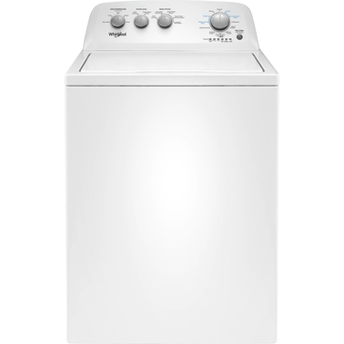 Whirlpool 3.8 cu. ft. HE Top Load Washer with Soaking Cycles