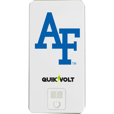 QuikVolt Air Force Falcons 10000mAh USB Mobile Charger