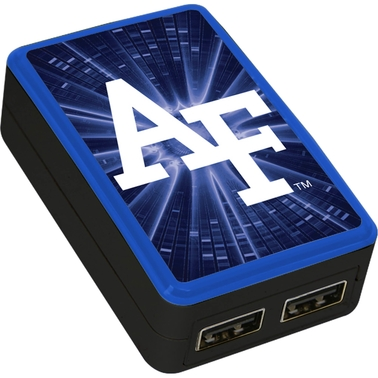 Air Force Falcons WP 200X Dual Port USB Wall Charger