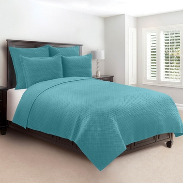 C&F Home Basket Weave Quilt Set