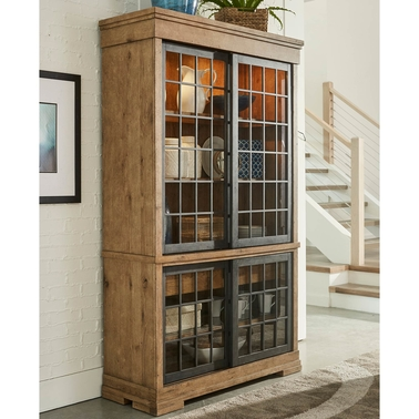 Klaussner Affection Display Cabinet