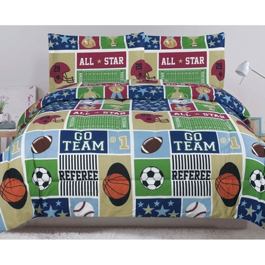 Beatrice All Star Comforter Set