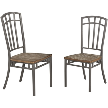 Home Styles Barnside Metro Dining Chair 2 pk.