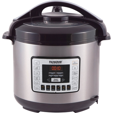 Nuwave 8 Qt Electric Pressure Cooker Pressure Cookers