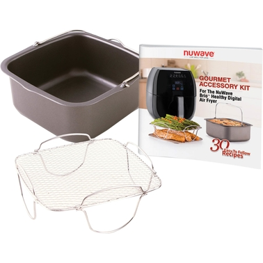 NuWave 3 qt. Brio Gourmet Accessory Kit
