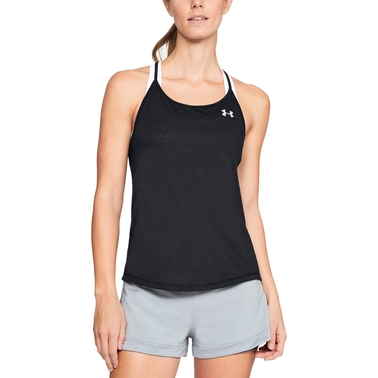 Under Armour Microthread Strappy Running Tank Top
