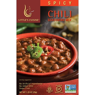 Little's Cuisine Spicy Chili Seasoning Mix