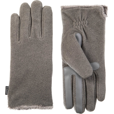Isotoner Women's Stretch Fleece Gloves with SmartDRI technology