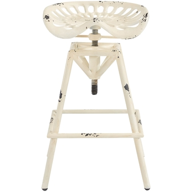 Armen Living Osbourne Adjustable Barstool