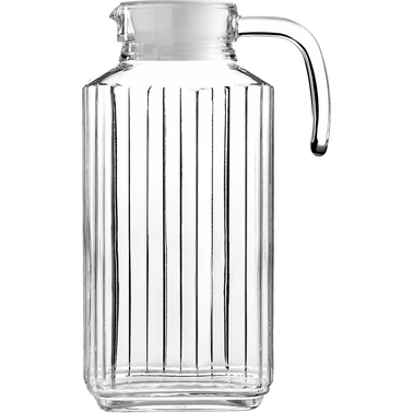 Martha Stewart Collection 57 oz. Glass Pitcher