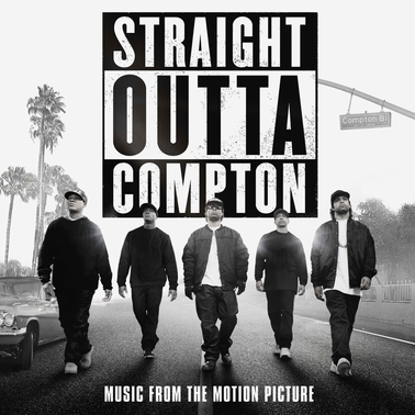Straight Outta Compton: Music from the Motion Picture (Vinyl Double LP)