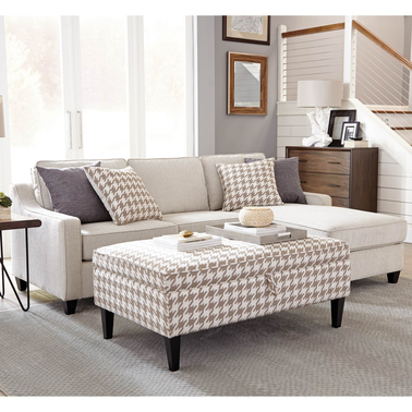 Coaster Montgomery Chaise Sofa Sectional