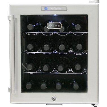 Whynter SNO 16 Bottle Wine Cooler with Lock