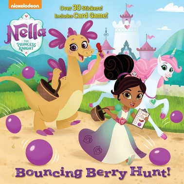 Nella the Princess Knight: Bouncing Berry Hunt!