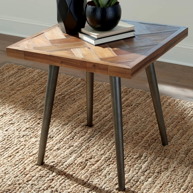 Signature Design by Ashley Vantori Square End Table