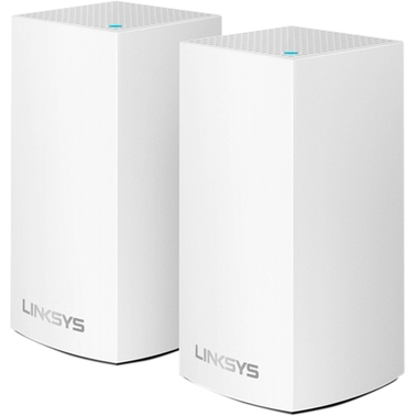 Linksys Velop Dual Band Router Mesh System 2 pk.
