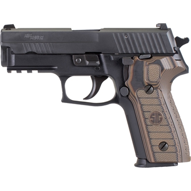 Sig Sauer P229 Select 9mm 3.9 in. Barrel 15 Rnd 2 Mag Pistol Black