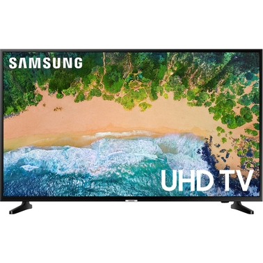 Samsung 65in 4K HDR 60Hz Smart TV UN65NU6080