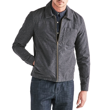 Lucky Brand Zip Front Jacket
