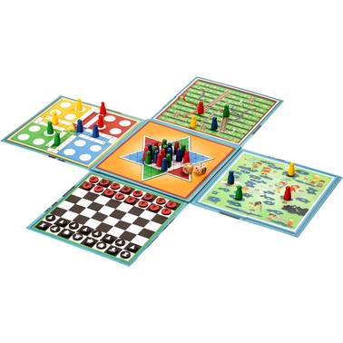 Nifty Rainy Day Board Game Set