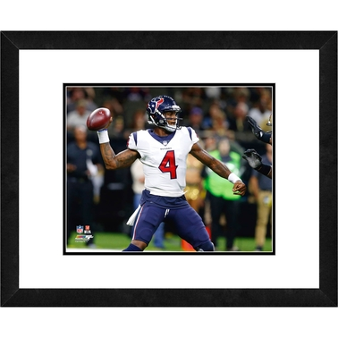 NFL Houston Texans Deshaun Watson Framed Photo