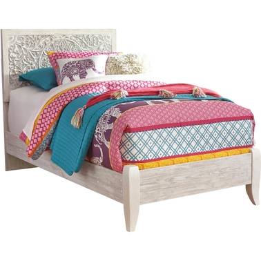 Ashley Paxberry Panel Bed