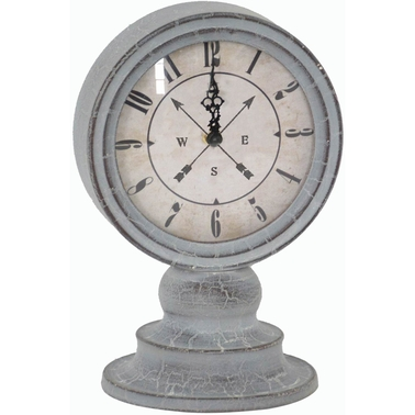 Simply Perfect Iron Table Clock