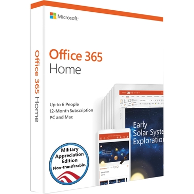 Microsoft Office 365 Military Edition