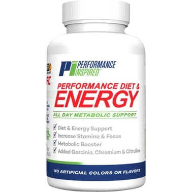 Performance Inspired Diet and Energy Supplement 60 Ct.