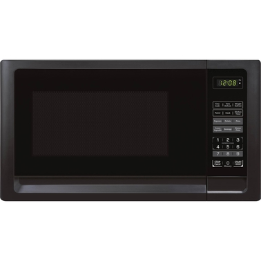 Simply Perfect 0.7 Cu. Ft. Microwave Oven Black