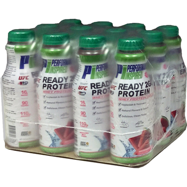 Performance Inspired Ready 2 Go Protein Water Watermelon Splash 12 ct.
