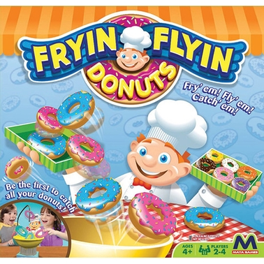 The Maya Group Inc. Fryin' Flyin' Donuts Game