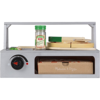 Melissa & Doug Top and Bake Pizza Counter