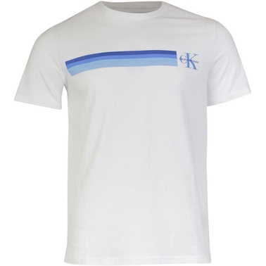 Calvin Klein Jeans Gradient Chest Stripe Tee