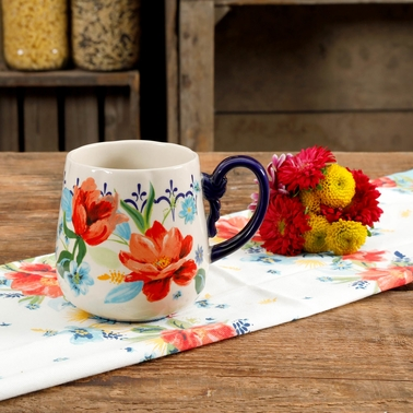 Pioneer Woman Spring Bouquet Mug