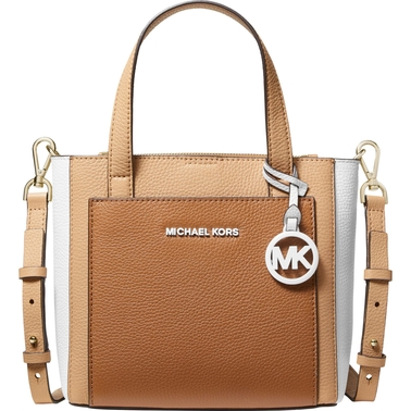 Michael Kors Gemme Small Pocket Messenger Handbag