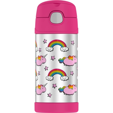 Thermos Unicorn 12 oz. FUNtainer Bottle