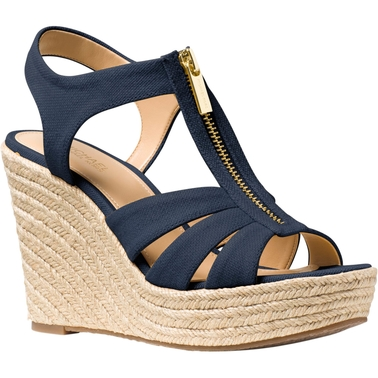 Michael Kors Berkley Wedge Sandals