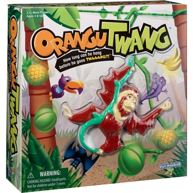 PlayMonster Orangutwang Game